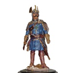 Military Figure - Hussar Cavalry Officer