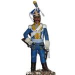 Military Figure - Poland 1810 Vistula Legion Lancer