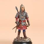 Military Figure - Poland XVII Century Pancerny Cavalryman