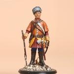 Military Figure - Poland XVII Century Dragoon