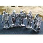 Military Figures - Polish & Teutonic Knights
