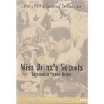 Miss Brinx's Secrets - Tajemnica Panny Brinx DVD