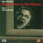 Morderstwo na Rue Morgue - Edgar Allan Poe 1CD
