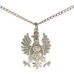 Necklace - Matka Boska Eagle