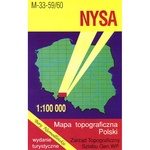 Nysa Region Map