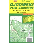 Ojcowski National Park Map