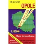 Opole Region Map