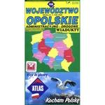 Opolskie Map