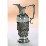 Pewter Jug - Krakow City Murals 10 inches