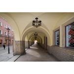 Photo Print - Boleslawiec Market Square Arcades