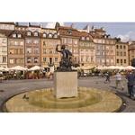 Photo Print - Mermaid Monument, Symbol of Warsaw