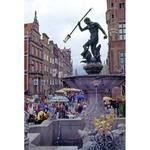 Photo Print - Neptunes Fountain in Gdansk