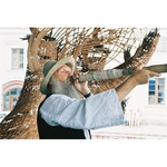Photo Print - Old Man Playing the Horn