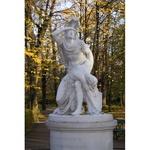 Photo Print - Statue in Warsaws Lazienki Park