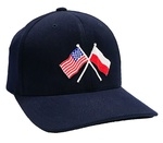 Polish-American Baseball Cap