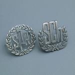 Polish Army Pins, Set of 2