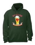 Polish Drinking Team - Adult Sweatshirt Hoodie