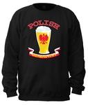 Polish Drinking Team - Adult Crew Neck Sweatshirt