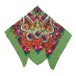 Polish Head Scarves - Traditional Folk Motif, 23 inches