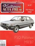 Polish Iconic Cars Magazine - FSO Polonez MR'87