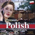 Polish Immersion for Beginners (CD-ROM)