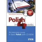 Polish in 4 Weeks Level 1 (Book & CD-ROM)