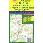 Polish Jurassic Highland Map