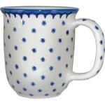 Polish Pottery 12oz Mug - Traditional Design # 47
