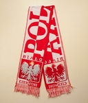 POLSKA Knitted Scarf, Style A