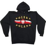 POLSKA-POLAND - Black Hoodie