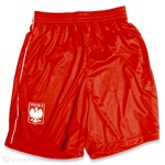 POLSKA White Eagle Soccer Athletic Shorts