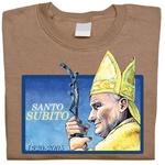 Pope John Paul II - Adult T-Shirt
