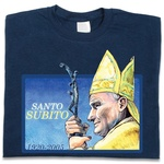 Pope John Paul II - Adult Long Sleeve Tee