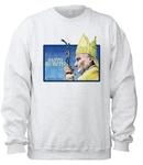 Pope John Paul II - Adult Crew Neck Sweatshirt