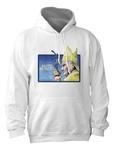 Pope John Paul II - Adult Sweatshirt Hoodie
