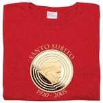 Pope John Paul II Santo Subito - Women's T-Shirt