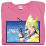 Pope John Paul II - Women's T-Shirt