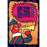 Poster - J. Mlodozeniec Clown with the Horn