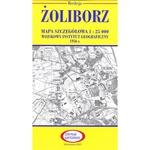 Pre WWII Poland  Map - Zoliborz 1927-1938