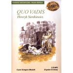 Quo Vadis - Henryk Sienkiewicz 2CD MP3