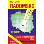 Radomsko Region Map