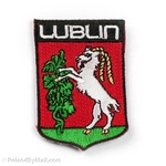Sew-On Patch - Lublin City Crest