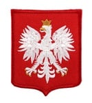 Sew-On Patch - Poland Coat of Arms