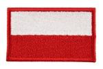 Sew-On Patch - Polish Flag