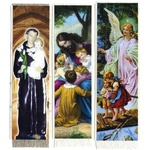 Silkscreen Bookmarks - St. Mary's Church Window, Set of 3