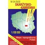 Skarzysko-Kamienna Region Map