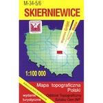 Skierniewice Region Map