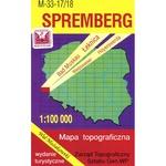 Spremberg Region Map