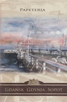 Stationary Set - Gdansk in Watercolor, 8 Sheets & Env. Set A