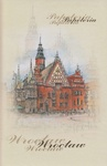 Stationary Set - Wroclaw in Watercolor, 8 Sheets & Envelopes